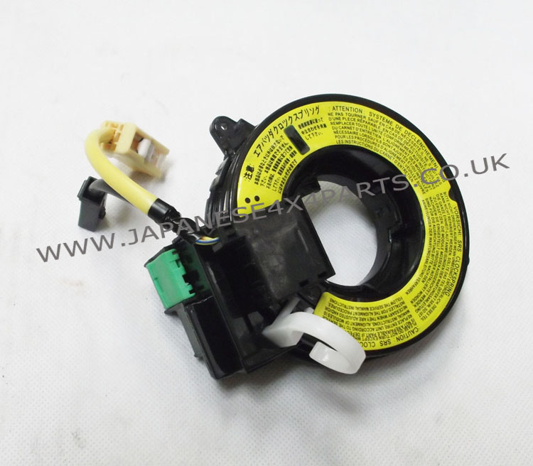Mitsubishi L200 Pick Up 3 2DID B80 Import - Airbag Squib Clock Spring (W/O  CC)